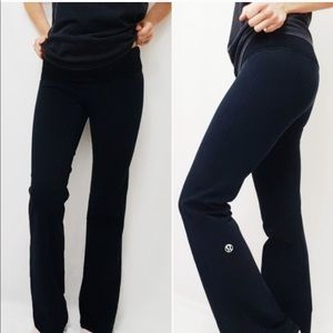 Lululemon Wide-Leg Sweatpants